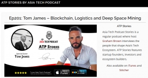 ATP Stories - hosted by Graham Brown